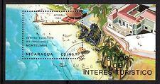 0112++NICARAGUA  BLOC  TOURISME  1989