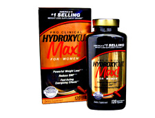 Muscletech Hydroxycut Max Pro clinical 120 caps Special For Womens Sliming caps
