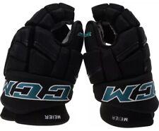 Timo Meier Game Worn San Jose Sharks CCM Gloves - Fanatics Authenticity