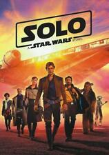 SOLO: A Star Wars Story (DVD, 2018) New! Exposing The Criminal Underworld!