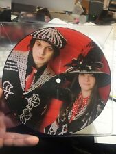 "WHITE STRIPES icky thump 7"" picture disc Jack White"