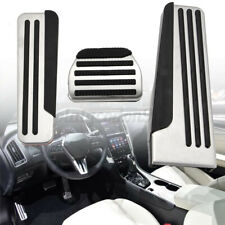 3pcs Sport Foot Rest Pedal For Infiniti G25 G35 G37 Q50 Q60 EX25 QX50 QX70 US