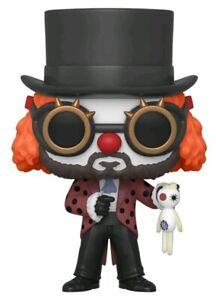La Casa de Papel (Money Heist) - Professor O Clown Pop! Vinyl-FUN44196-FUNKO