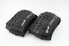 2x Schwalbe Nobby Nic Evo 27,5 x 2.8 Zoll Falt Reifen 27,5+ TLE E25 ADDiX 70-584