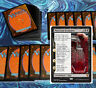 mtg BLACK ARTIFACTS DECK Magic the Gathering 60 cards noxious gearhulk KAL rares