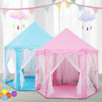 Kids Play Tent Children Large Play house Entertainment world Indoor Hexagon
