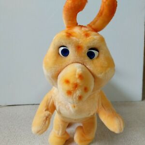 1985 Teddy Ruxpin's antimated talking Pal Grubby Worlds of Wonder WOW