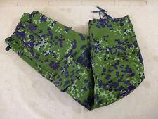 #121 Denmark Paratrooper combat pants Flecktarn HMAK Feldhose Tarnhose size 4