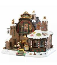 Lemax Christmas Village -MRS CLAUS KITCHEN  (85314-UK) WITH 4.5V