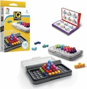 Smartgames - Iq Jeux Casse-Tête Pro Jeu Puzzle