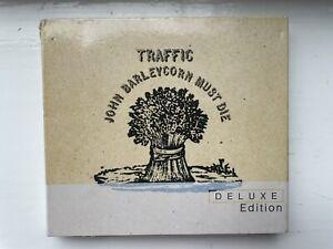 Traffic John Barleycorn Must Die Double CD Disc Album Music Deluxe Edition 2