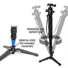 UK Store! CameraPlus - Coman Professional 327C Carbon Fibre Monopod + MT10 stand