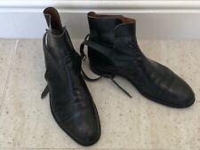 Mens Vintage Bespoke John Lobb Riding / Chelsea Boots. Size 10 to 10.5 UK.