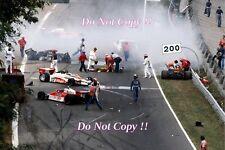 Ronnie Peterson JPS Lotus 78 Italian Grand Prix 1978 Photograph 3