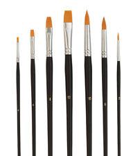 Künstler Pinsel - 7tlg. MARKEN Set von REPINO feine Aquarellpinsel Gr. 0 bis 12