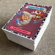"""2019 Garbage Pail Kids """"We Hate The '90s"""" Lot of 116 Bruised Parallels Cards MT"""