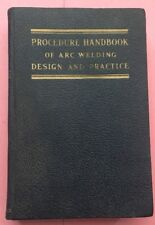 RA150 Procedure Handbook Of Arc Welding Design And Practice 1940