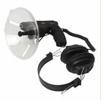 Microphone Spy Tool Listening Device Sound Targeting Scope 100m Voice Collector