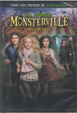 R L STINES MONSTERVILLE CABINET OF SOULS (DVD, 2015) NEW