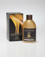 COCOCHOCO GOLD BRAZILIAN KERATIN TREATMENT BLOW DRY HAIR STRAIGHTENING 250ML KIT