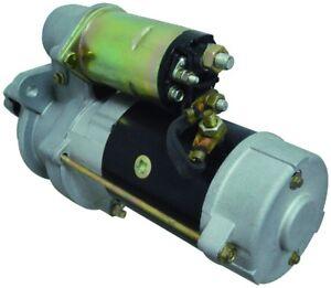 Starter Motor WAI 6585N