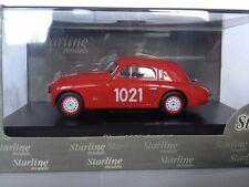 Starline 1:43 Fiat 1100 S Mille Miglia