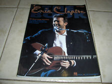 Classroom Methods The First Book: The Eric Clapton Book (1998, Paperback)