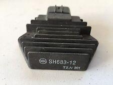 UN REGULATEUR DE TENSION SH683-12 HONDA XLV 650 TRANSALP 450 TRX