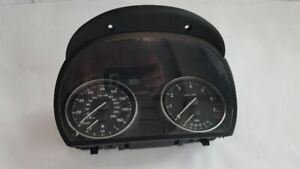 Speedometer Cluster MPH Small Scuff 07 08 09 10 BMW 328i P/n: 9187066-01 R292877