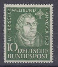BRD/Bund - Michel Nr. 149 postfrisch/** (Martin Luther)