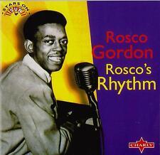 Rosco Gordon-Rosco's Rhythm-1997 Charly/Red X Australian issue-Remaster-CPCD8273