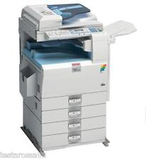Ricoh MPC 2500 Colour Multifunction with Copy Scan Print with option Staple Unit