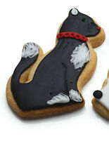 Kitchencraft mici / Gatto a forma di metallo Biscotto / Cookie cutter.girls Home Baking