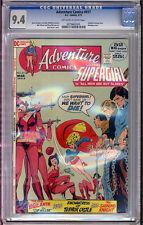 Adventure Comics #417 CGC NM 9.4 Monterey Supergirl
