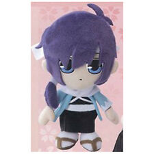 Hakuouki 8'' Saitou Prize Plush Doll Anime Manga Licensed NEW