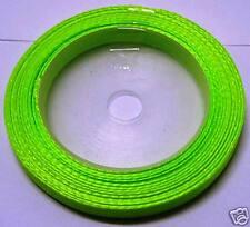 Sweet Light Green colour Satin Ribbon