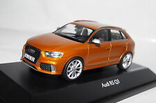 Audi RS Q3 samoa orange 1:43 Schuco neu & OVP 7512