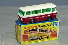 MATCHBOX SUPERFAST MODEL No.12d  SETRA COACH       MIB