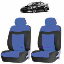 BLUE ELEGANCE AIRBAG COMPATIBLE LOWBACK SEAT COVER for SUBARU FORESTER OUTBACK