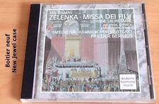 Zelenka - Missa dei Filii - Lianiae Lauretanae - Bernius - Boitier neuf - CD DHM