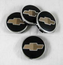 4 Pcs Set New Aluminum Center Hub Caps 60/56mm For CHEVROLET Alloy Wheel Rims