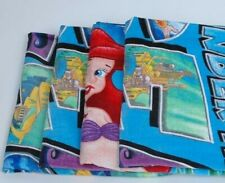 LOT REVENDEUR 10 PIECES DRAP PLAGE DISNEY