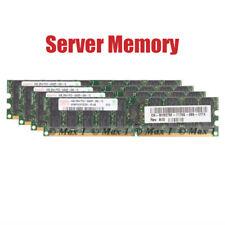 483401-B21 4GB 2x2GB PC2-5300 Memory HP BL260c 465c G5