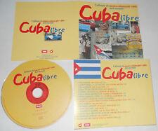 CUBA LIBRE Tito Puente/Compay Segundo/NG La Banda.. (1999 EMI) - CD..