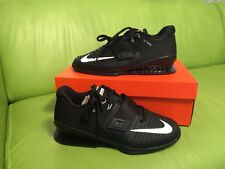 Men's Nike Romaleos 3 Taille 9.5 UK | 10.5 USA | UE 44.5 | 852933-002