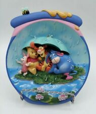 Winnie the Pooh Bear 3D Plate Coa Paper