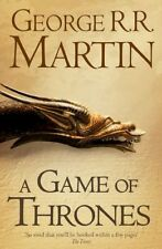 A Game of Thrones: Book 1 of A Song of Ice and Fire (Reissue)-George R.R. Martin