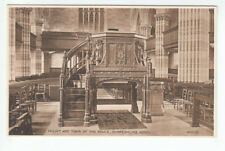 Pulpit And Tomb Of The Bruce Dunfermline Abbey 1894 William Allen Heraldic