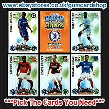 MATCH ATTAX 2009-2010 (MAN OF THE MATCH) *Select the Cards You Need*