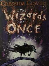 The Wizards of Once #1 by Cressida Cowell by Cressida Cowell Book Free Postage
